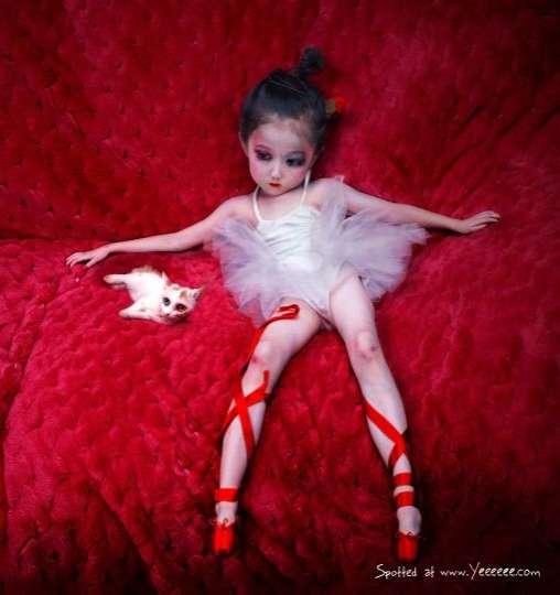 Children as Dolls