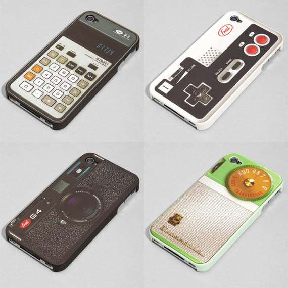 Throwback Mobile Covers