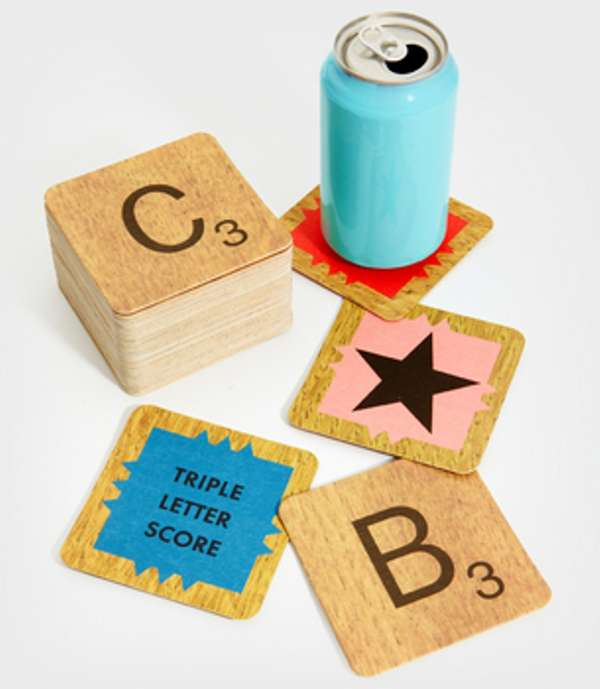 Board Game Coasters