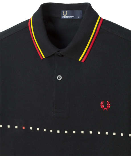 Fred Perry PAC-MAN
