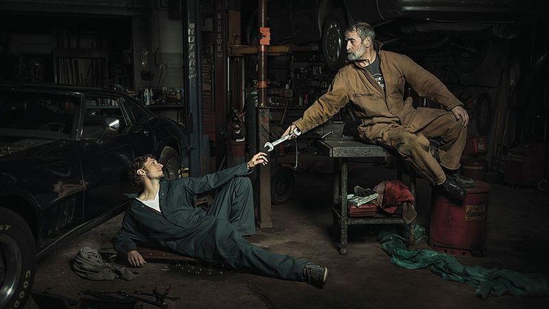 Renaissance Mechanic Photos