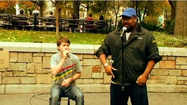 Interactive Beatbox Busking