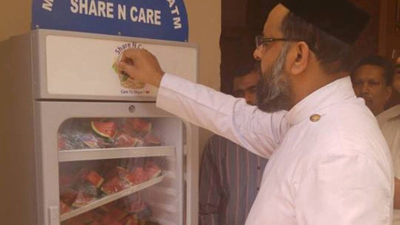 Charitable Food ATMs