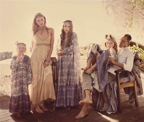 Women's Boho Clothing Catalogs Boho Family Fashion Catalogs
