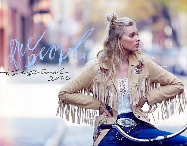 Music-Loving Boho Fashion