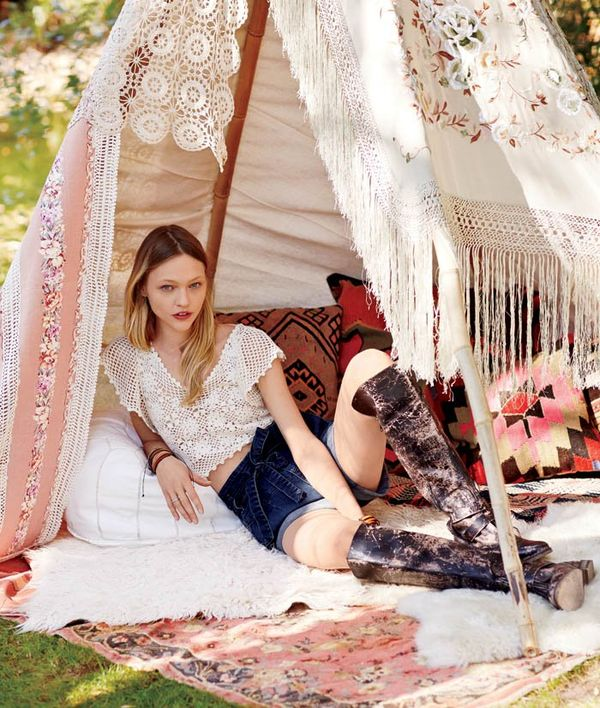 Free People January 2014