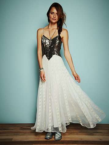 Flirty Boho Gowns