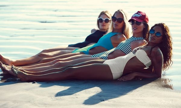 Gloaming Beach Fashion Ads