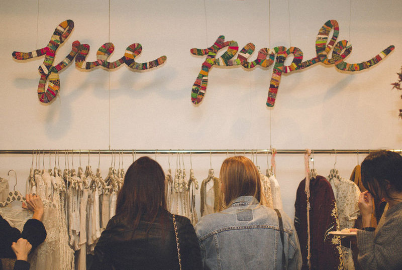 Whimsical Womenswear Pop-Ups