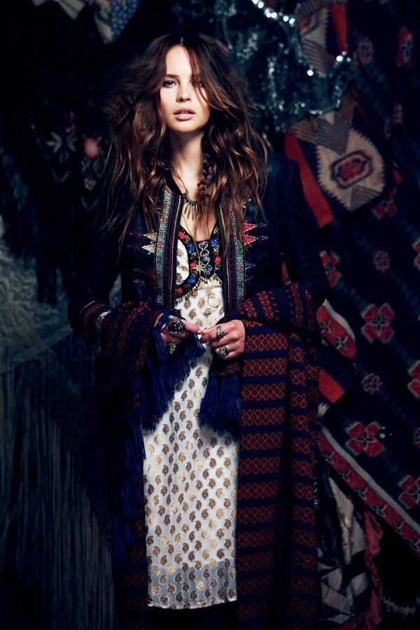 Eclectic Gypsy Catalogs : Free People September 2012 lookbook Бохо Шик 2012
