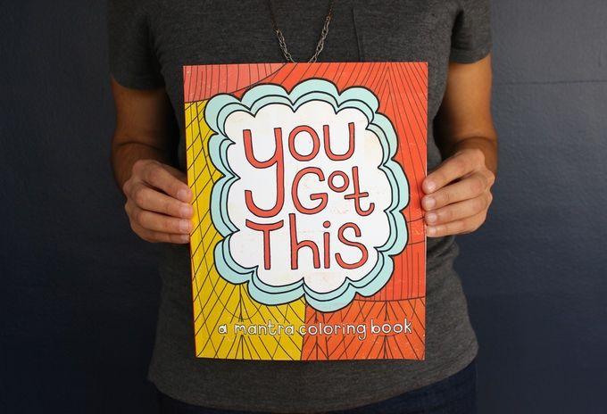Inspiring Coloring Books