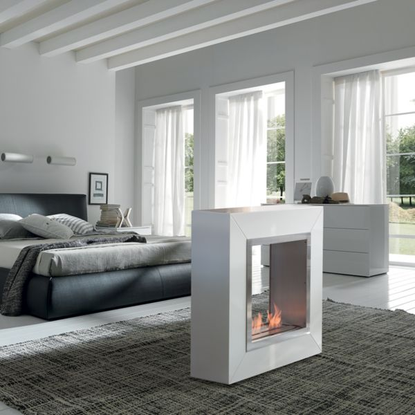Modern Versatile Fireplaces