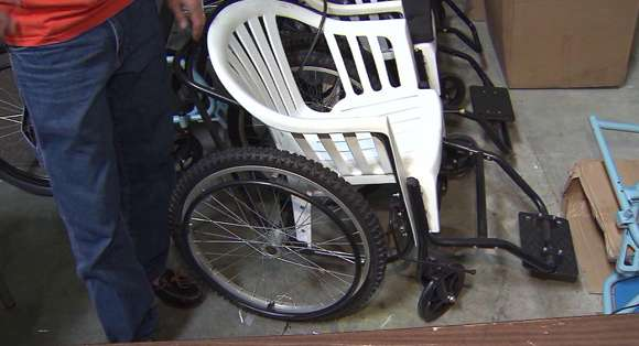 Lawn Chair Wheelchairs