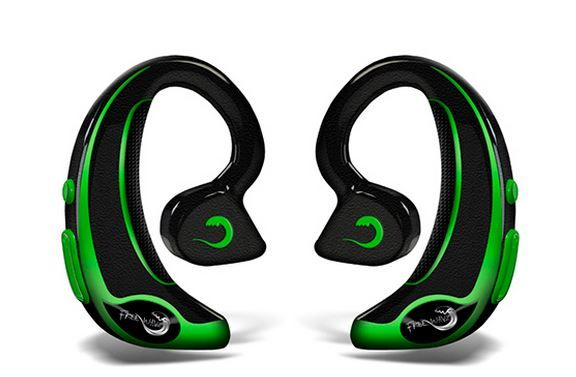 Fitness-Monitoring Headphones