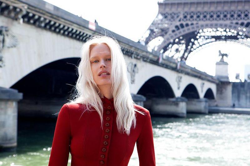 Scarlet French Fashion