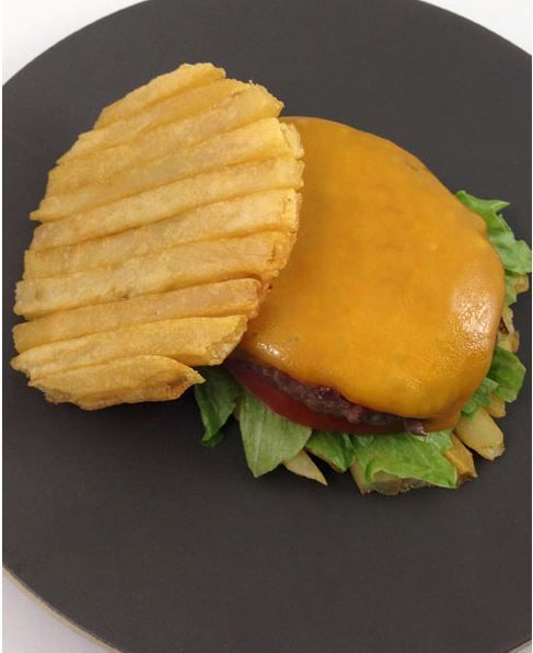 French Fry-Hamburger Hybrids