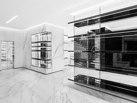 Modern Parisian Storefronts