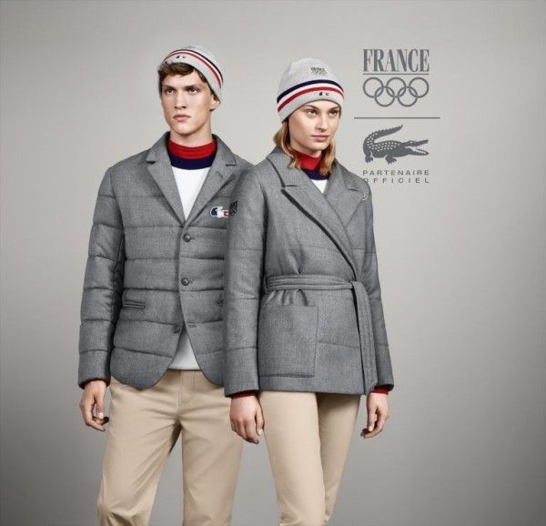 Chic Designer Olympian Gear