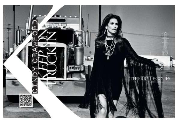 French Revue de Modes Keep On Truckin