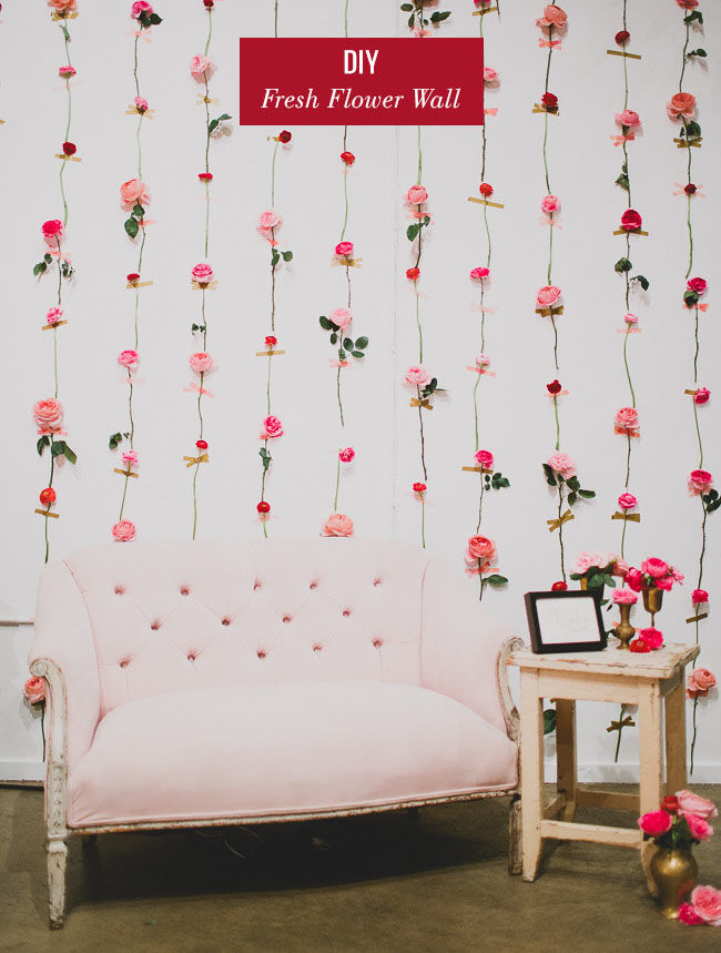 Ombre Floral Decor