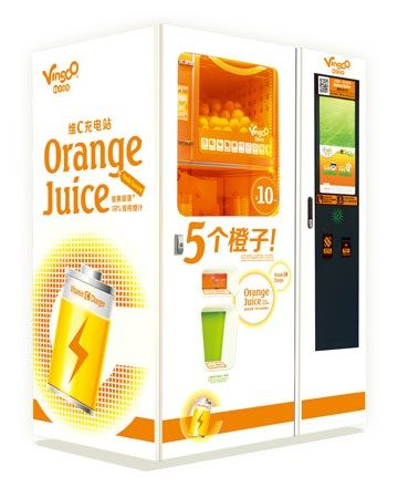 Fresh Orange Juice Machines