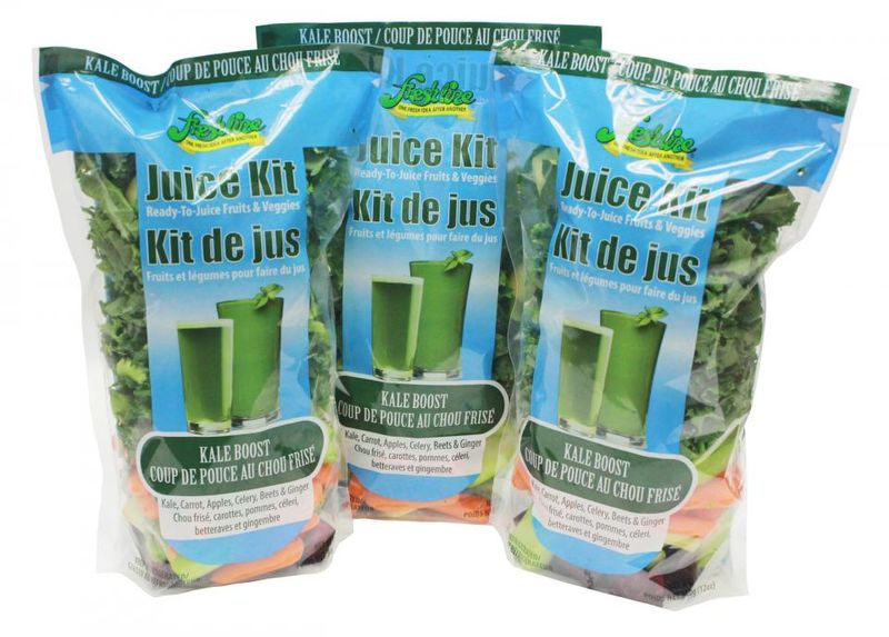 Superfood Juice Kits