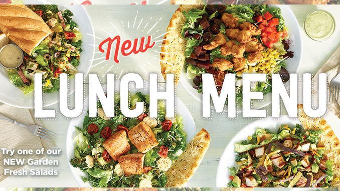 Fresh Lunch Menu Upgrades