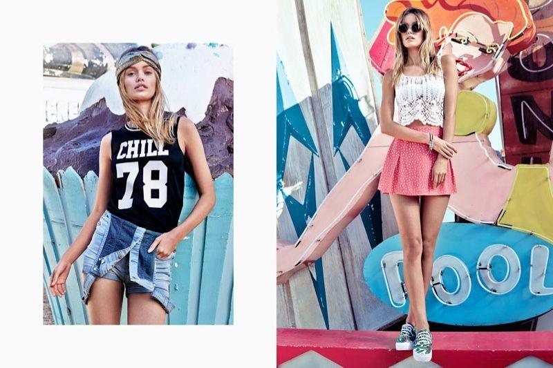 Youthful Spring Fashion