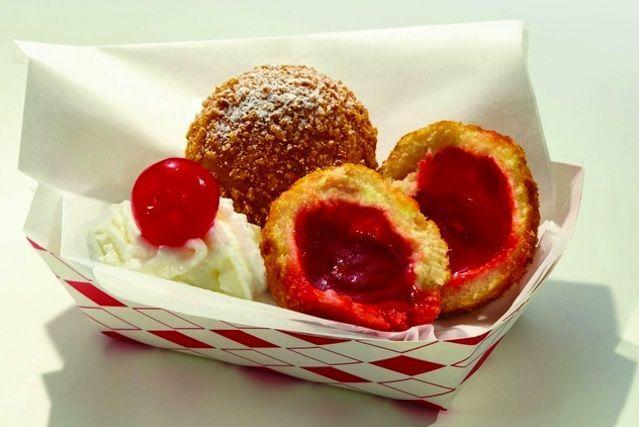 Deep-Fried Gelatin Desserts