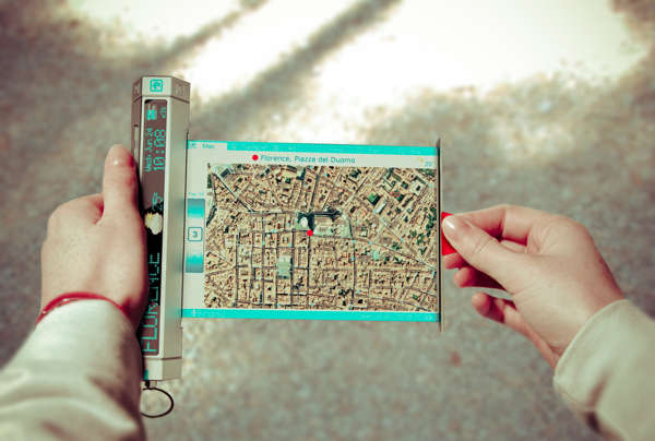 Retractable Tourist Tablets