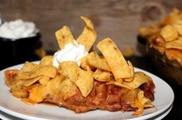 Gargantuan Corn Chip Pies