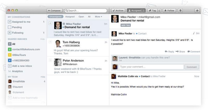 Collaborative Inbox Apps