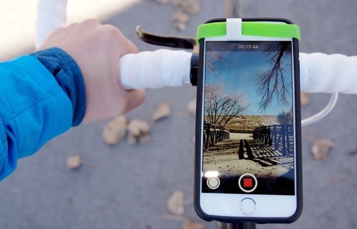 Camera-Angling Phone Accessories