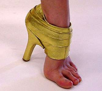 Frontless Shoes