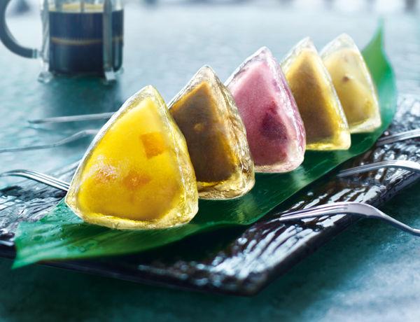 Frozen Dessert Dumplings