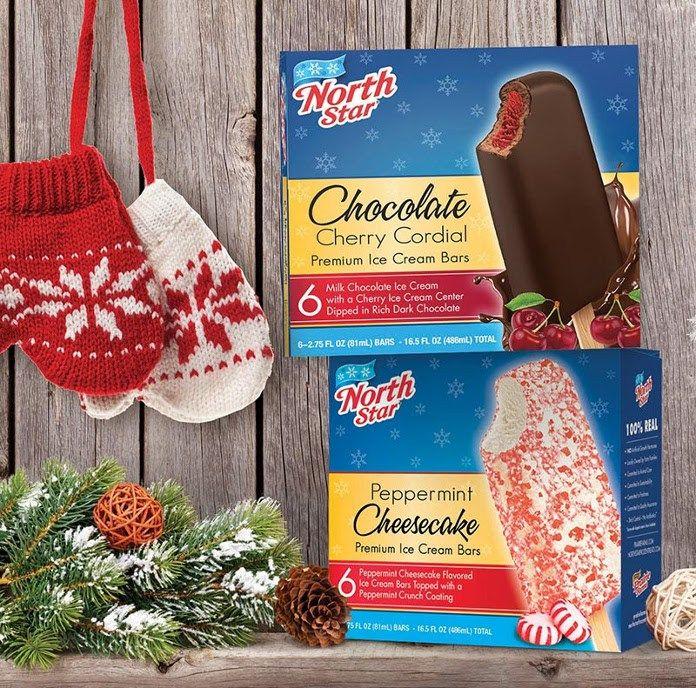Seasonal Ice Cream Bars