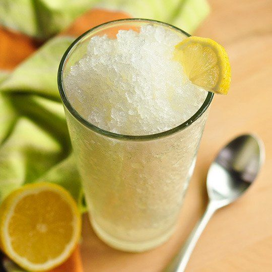 Frozen Lemonade Recipes