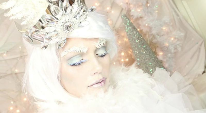 Icy Makeup Tutorials Frozen