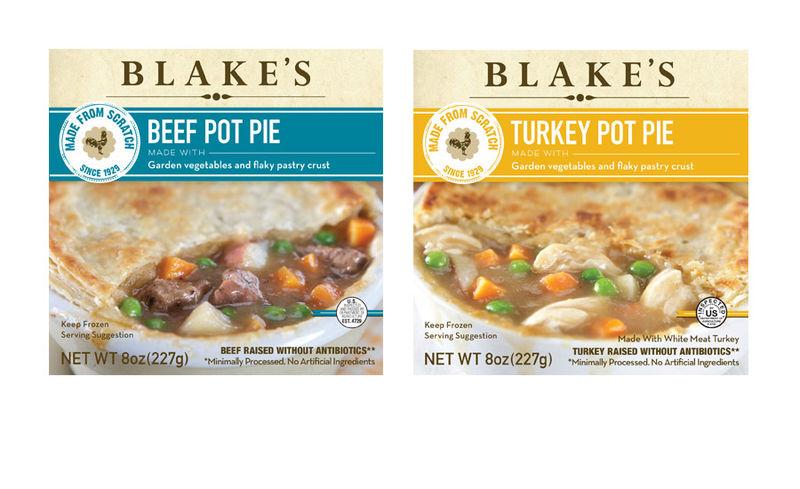 Single-Serve Pot Pies
