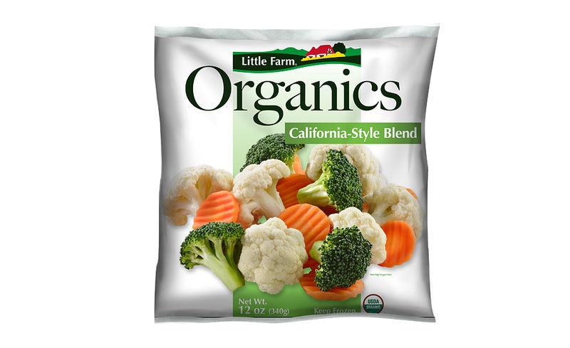 Frozen Organic Veggie Medleys