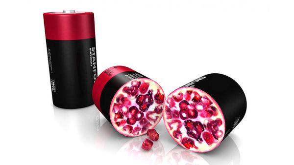 Fruit-Inspired Power Packs