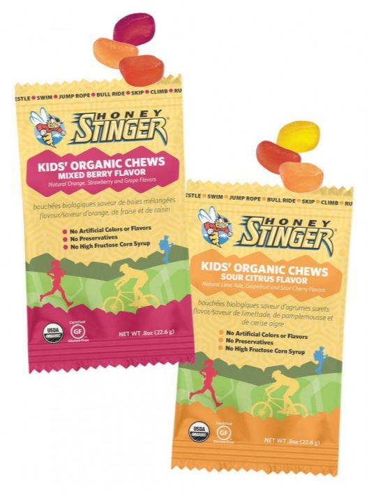 Energizing Fruit Chews