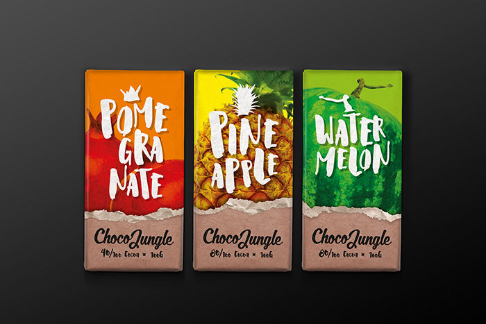 Chromatic Craft Chocolate Branding