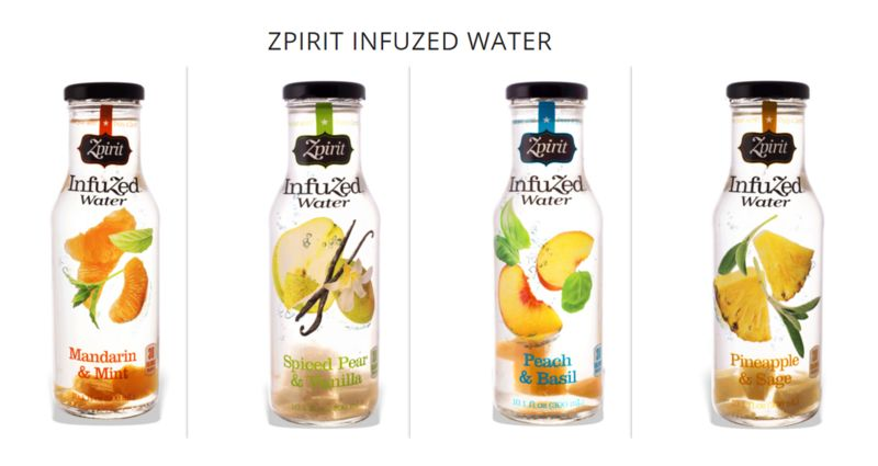 Herbal Fruit Water
