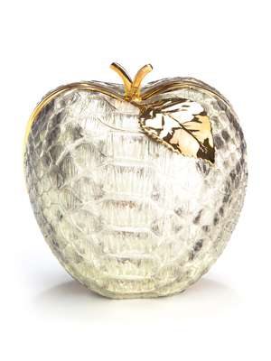 Opulent Apple Purses