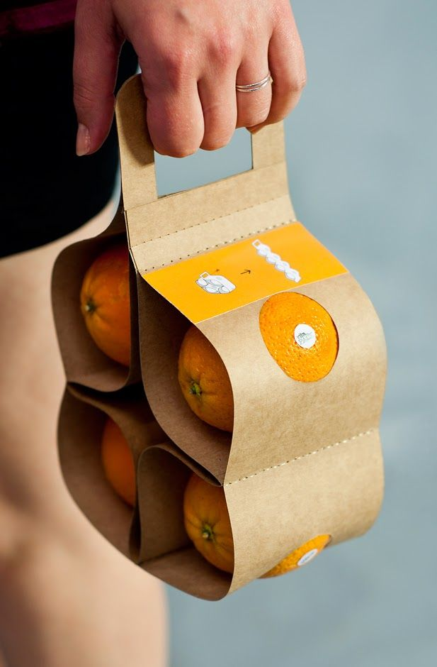 Efficient Fruit Packaging