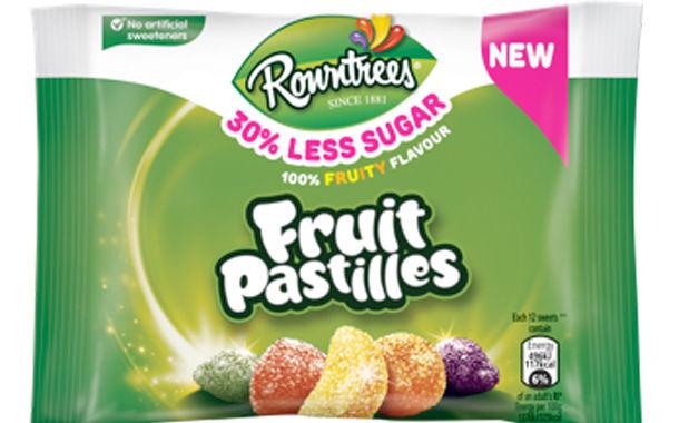 Reduced Sugar Fruit Candies