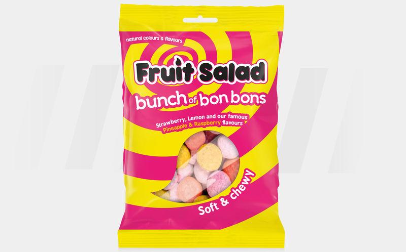 Fruit Salad-Flavored Gummies