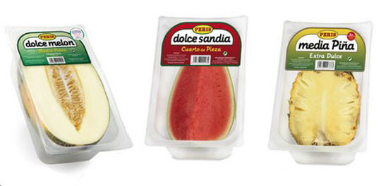Sliced Fruit Packaging