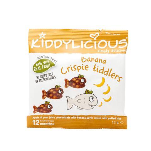 Crispy Toddler Fruit Snacks